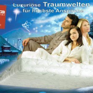 Traumwelten-Bettenparadies
