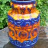 Keramikvase Midcentury